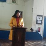 Pastor Rachel